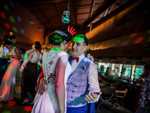 La boda de Josín y Jenny en San Cucao, Asturias 107