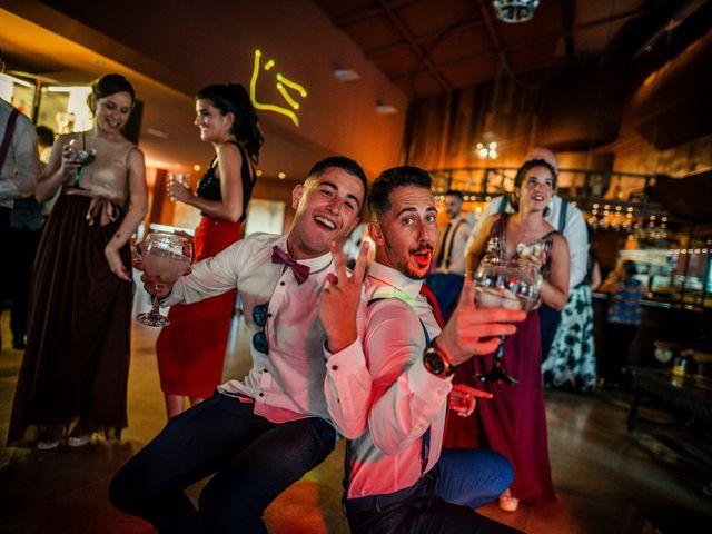 La boda de Josín y Jenny en San Cucao, Asturias 110