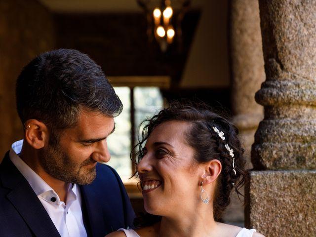 La boda de Miguel y Bea en Abegondo, A Coruña 16