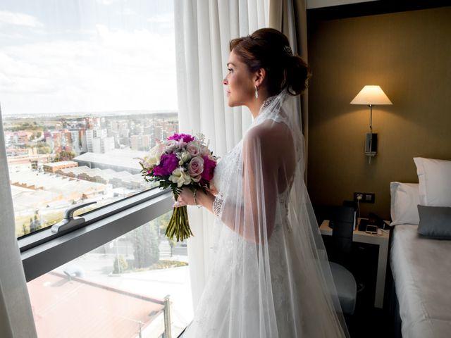 La boda de Victor y Elisabet en Griñon, Madrid 7