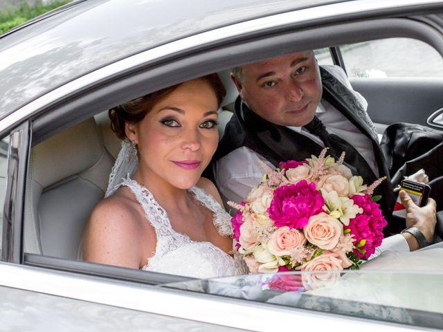 La boda de Victor y Elisabet en Griñon, Madrid 9