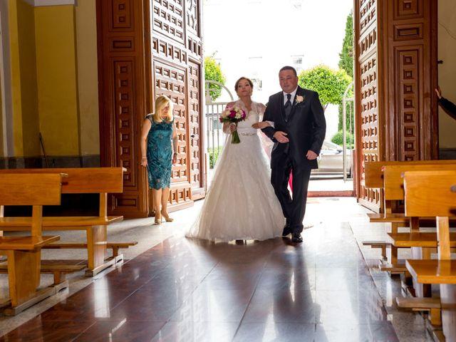 La boda de Victor y Elisabet en Griñon, Madrid 10