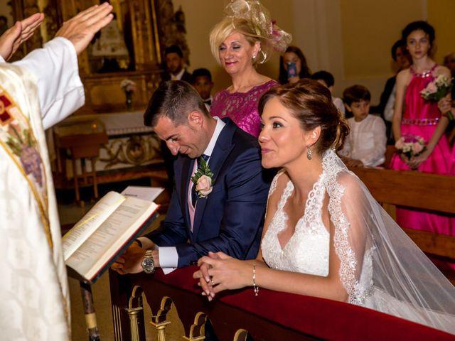 La boda de Victor y Elisabet en Griñon, Madrid 12