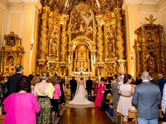 La boda de Victor y Elisabet en Griñon, Madrid 14