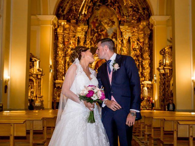 La boda de Victor y Elisabet en Griñon, Madrid 15