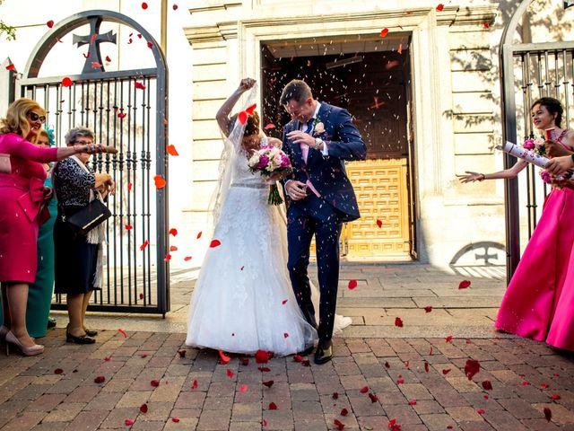 La boda de Victor y Elisabet en Griñon, Madrid 16