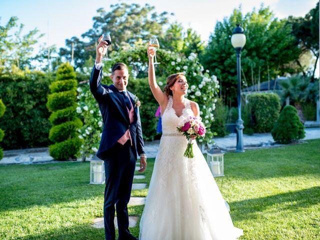 La boda de Victor y Elisabet en Griñon, Madrid 20