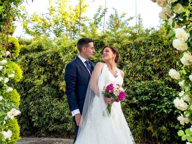 La boda de Victor y Elisabet en Griñon, Madrid 25