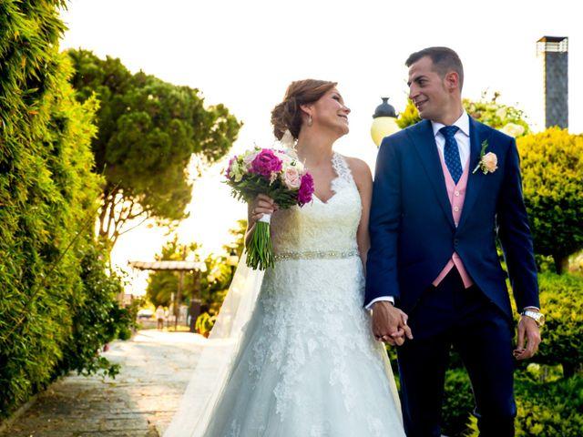 La boda de Victor y Elisabet en Griñon, Madrid 31