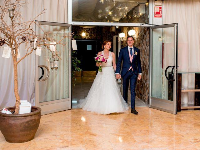 La boda de Victor y Elisabet en Griñon, Madrid 39