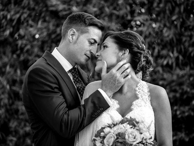 La boda de Victor y Elisabet en Griñon, Madrid 29