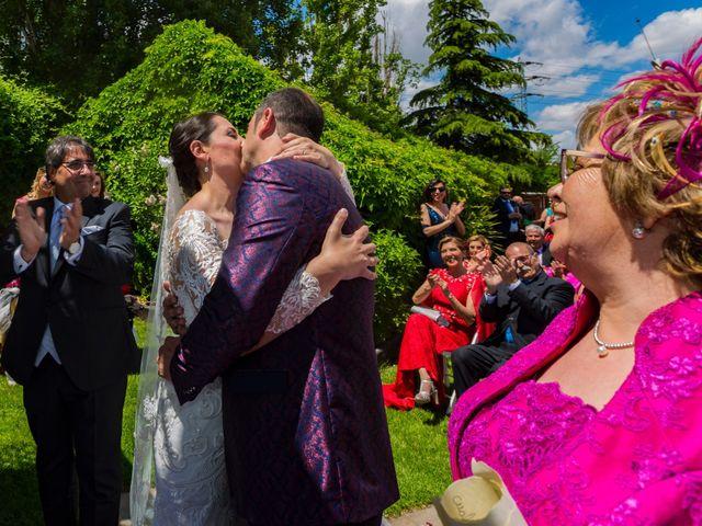 La boda de Eli y Fran