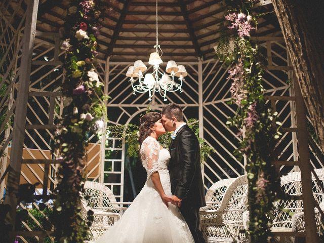 La boda de Bari y Dani