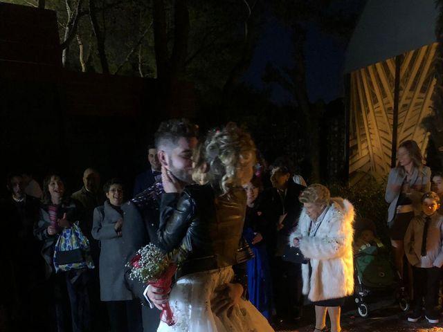 La boda de Manuel  y Kamila en Madrid, Madrid 4