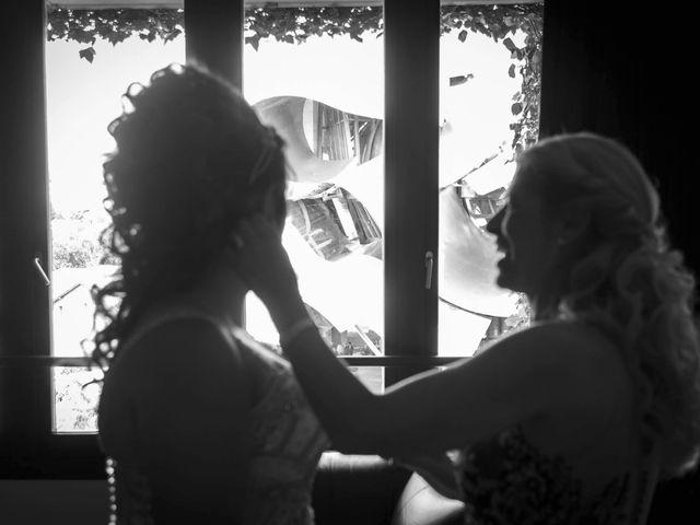 La boda de Álvaro y Sarai en Elciego, Álava 7
