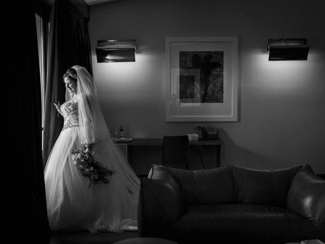 La boda de Álvaro y Sarai en Elciego, Álava 1