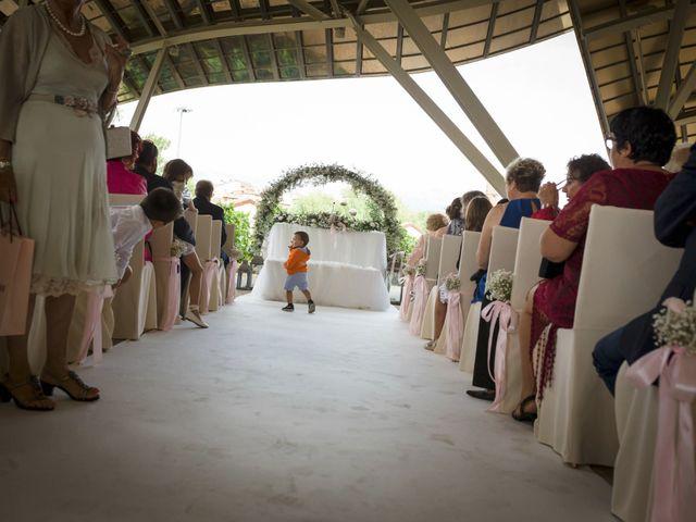 La boda de Álvaro y Sarai en Elciego, Álava 10
