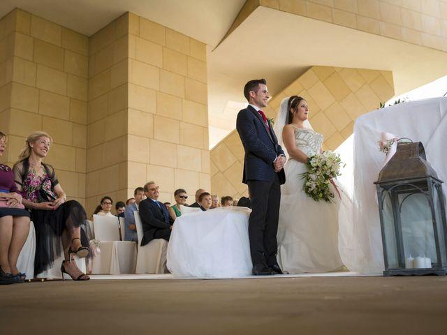 La boda de Álvaro y Sarai en Elciego, Álava 13
