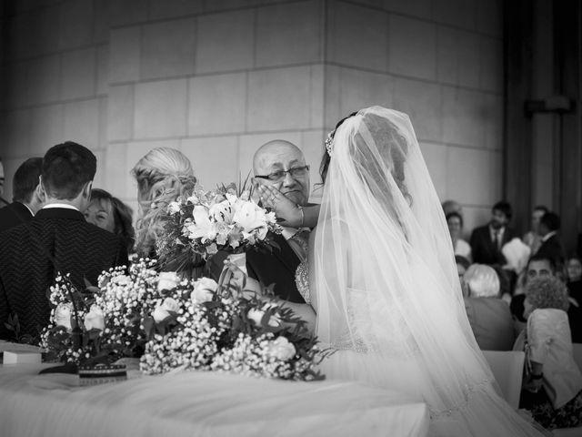 La boda de Álvaro y Sarai en Elciego, Álava 14