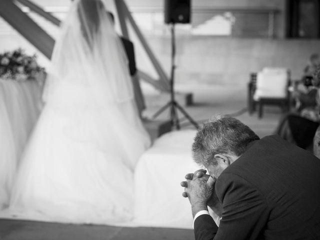 La boda de Álvaro y Sarai en Elciego, Álava 15