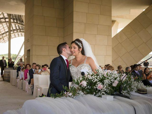La boda de Álvaro y Sarai en Elciego, Álava 16