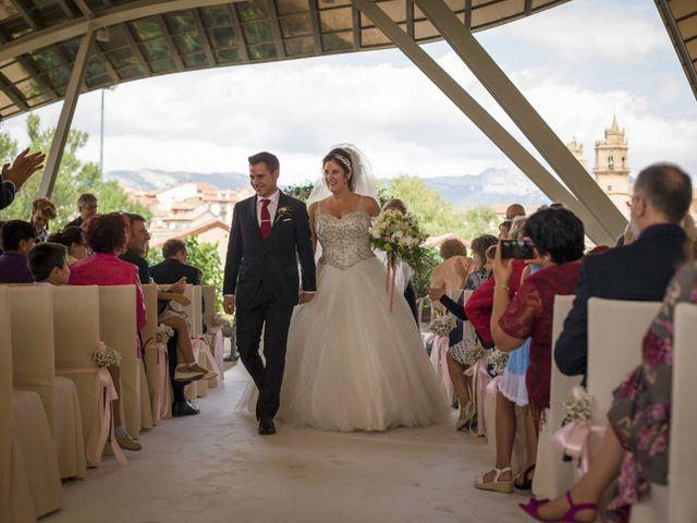 La boda de Álvaro y Sarai en Elciego, Álava 18