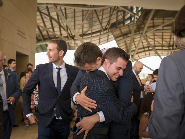 La boda de Álvaro y Sarai en Elciego, Álava 19