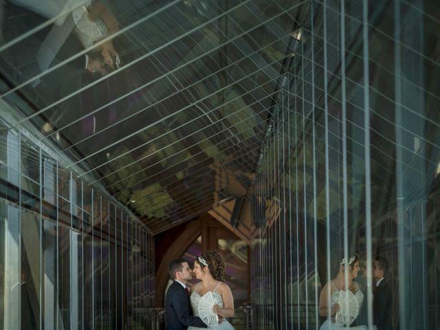 La boda de Álvaro y Sarai en Elciego, Álava 26