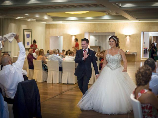 La boda de Álvaro y Sarai en Elciego, Álava 39
