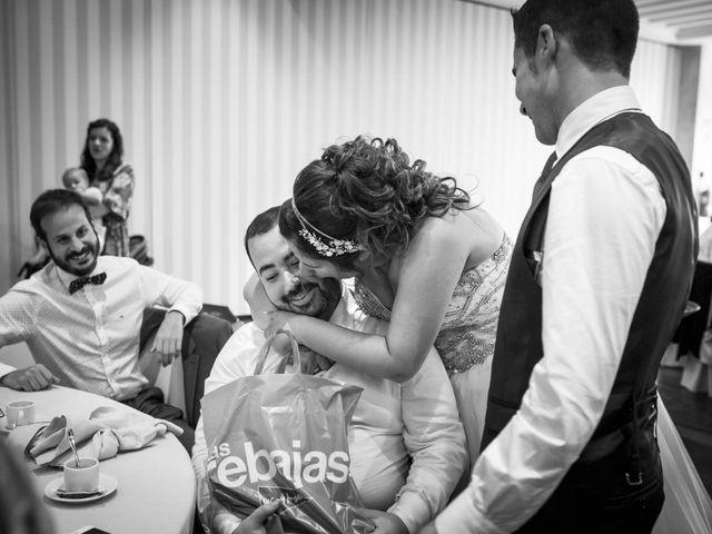La boda de Álvaro y Sarai en Elciego, Álava 43