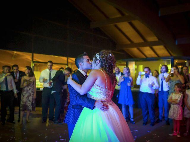 La boda de Álvaro y Sarai en Elciego, Álava 44