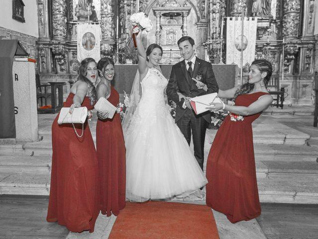 La boda de Saúl y Patricia en Puente Viesgo, Cantabria 7