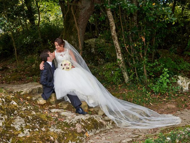 La boda de Saúl y Patricia en Puente Viesgo, Cantabria 11
