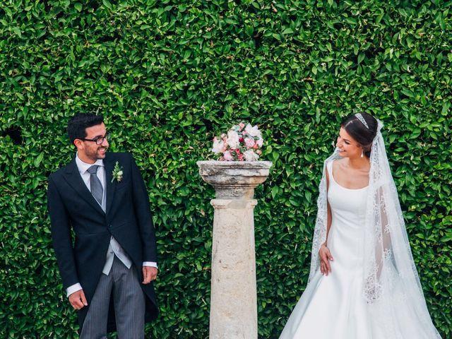 La boda de Rosa y Tomi
