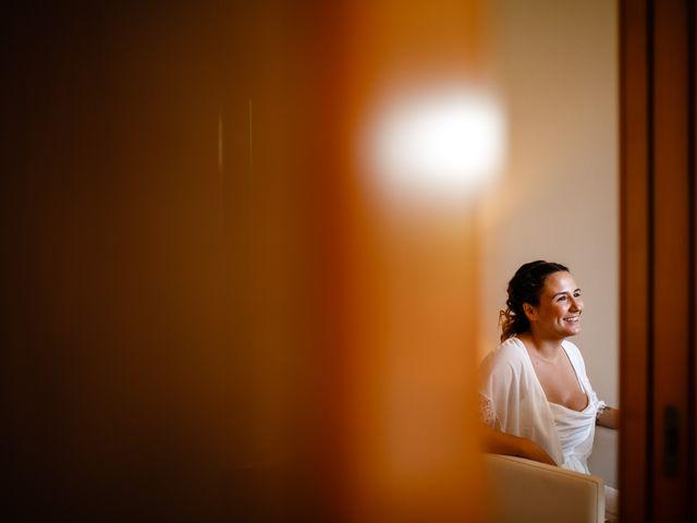 La boda de Josu y Carolina en Hondarribia, Guipúzcoa 1