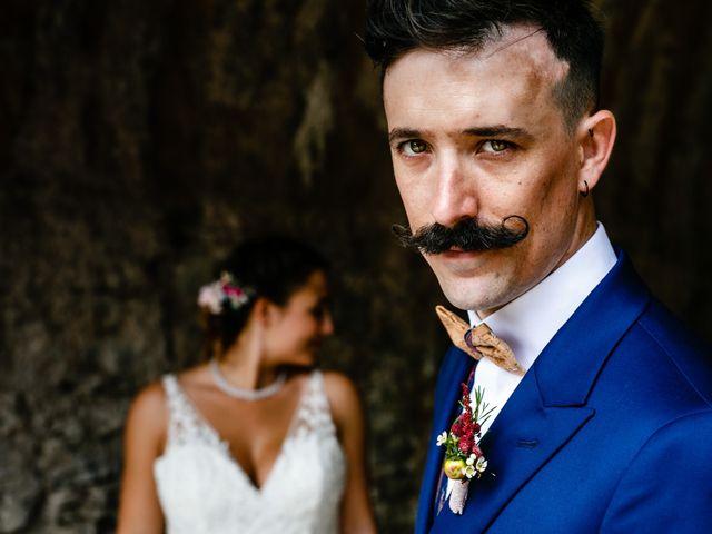 La boda de Josu y Carolina en Hondarribia, Guipúzcoa 3