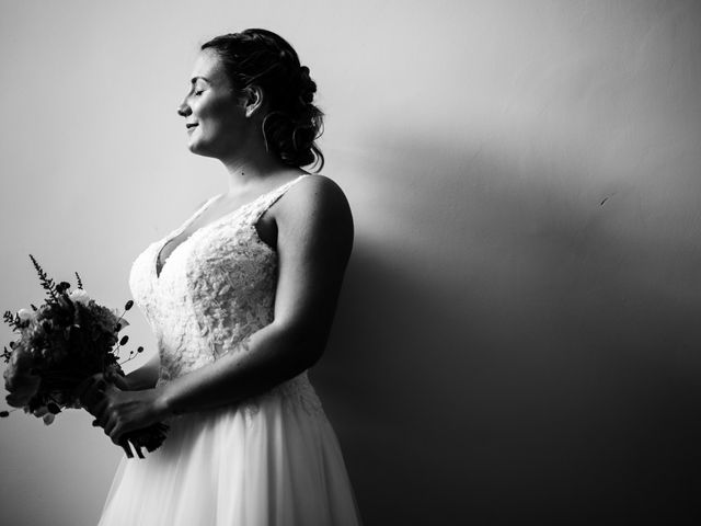 La boda de Josu y Carolina en Hondarribia, Guipúzcoa 14