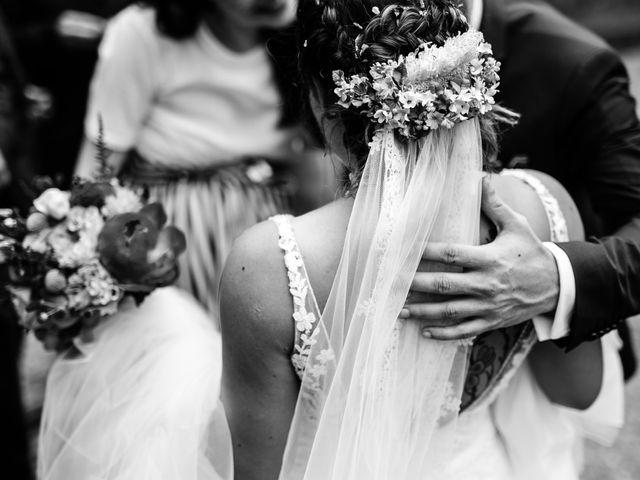 La boda de Josu y Carolina en Hondarribia, Guipúzcoa 29