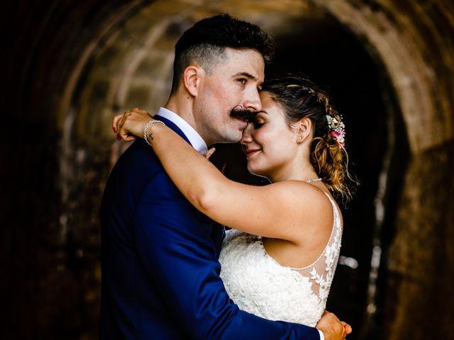 La boda de Josu y Carolina en Hondarribia, Guipúzcoa 32