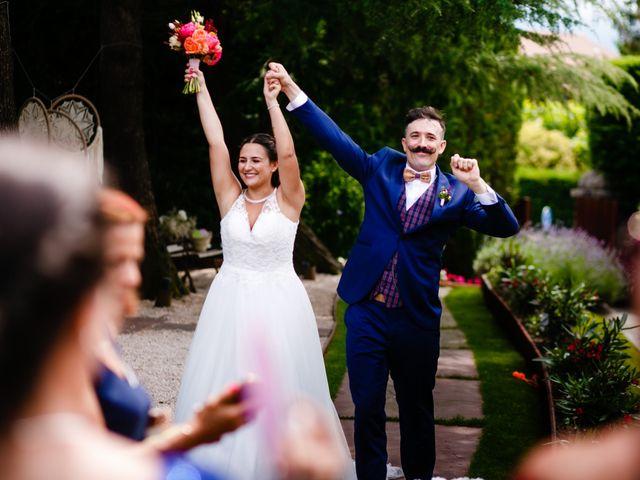La boda de Josu y Carolina en Hondarribia, Guipúzcoa 37