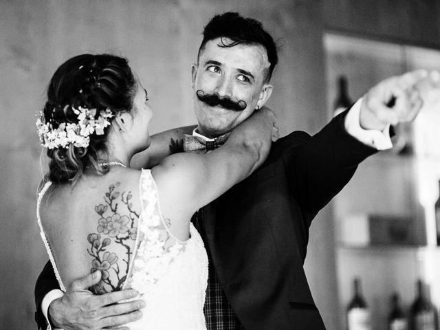 La boda de Josu y Carolina en Hondarribia, Guipúzcoa 41