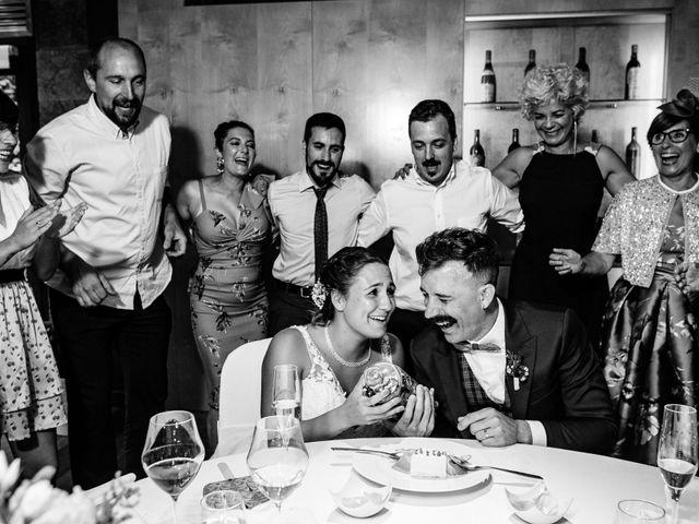 La boda de Josu y Carolina en Hondarribia, Guipúzcoa 45