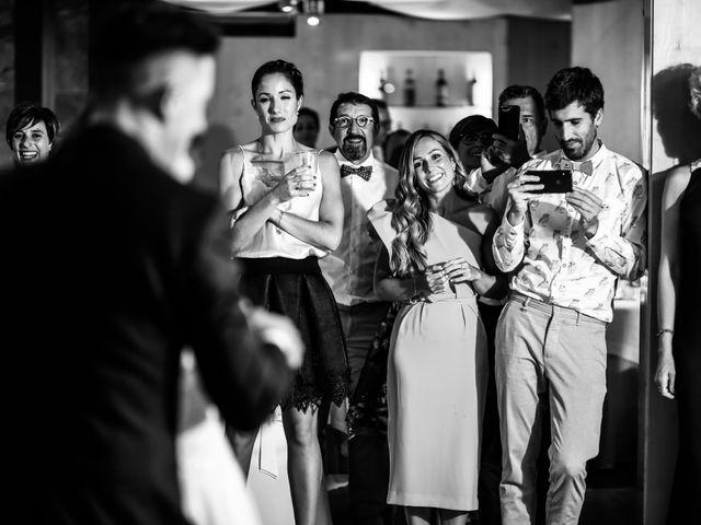 La boda de Josu y Carolina en Hondarribia, Guipúzcoa 46