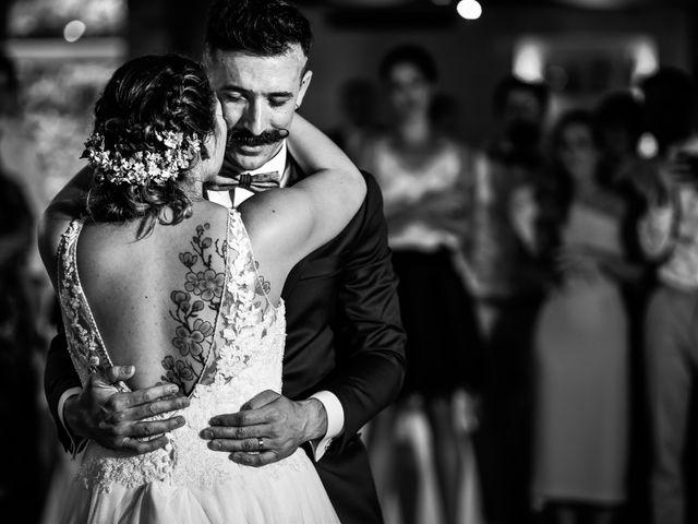 La boda de Josu y Carolina en Hondarribia, Guipúzcoa 47