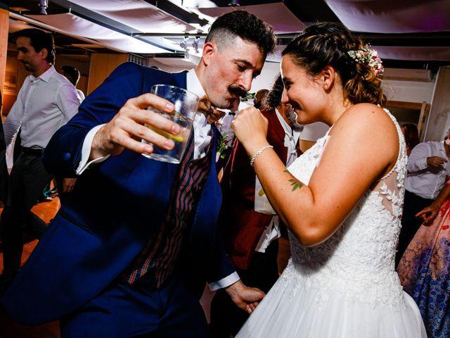La boda de Josu y Carolina en Hondarribia, Guipúzcoa 48
