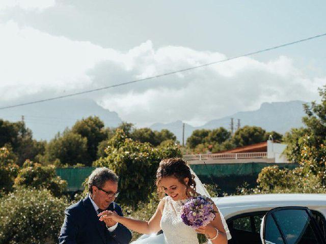 La boda de Dani y Alba en Benidorm, Alicante 2