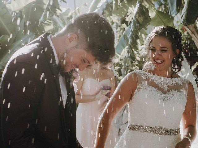 La boda de Dani y Alba en Benidorm, Alicante 1