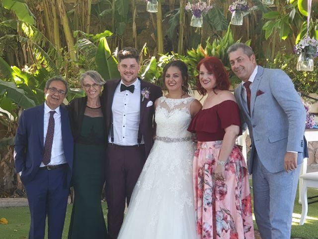 La boda de Dani y Alba en Benidorm, Alicante 6