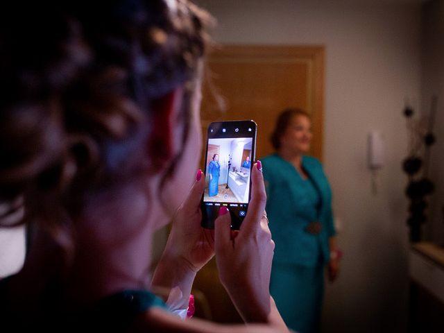 La boda de Gonzalo y Cristina en Galapagos, Guadalajara 7