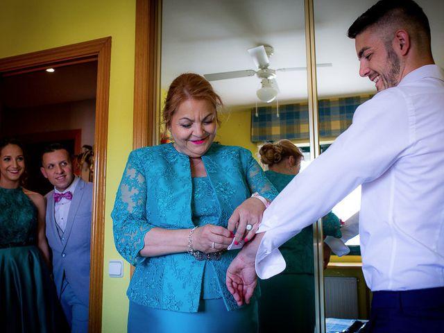 La boda de Gonzalo y Cristina en Galapagos, Guadalajara 9